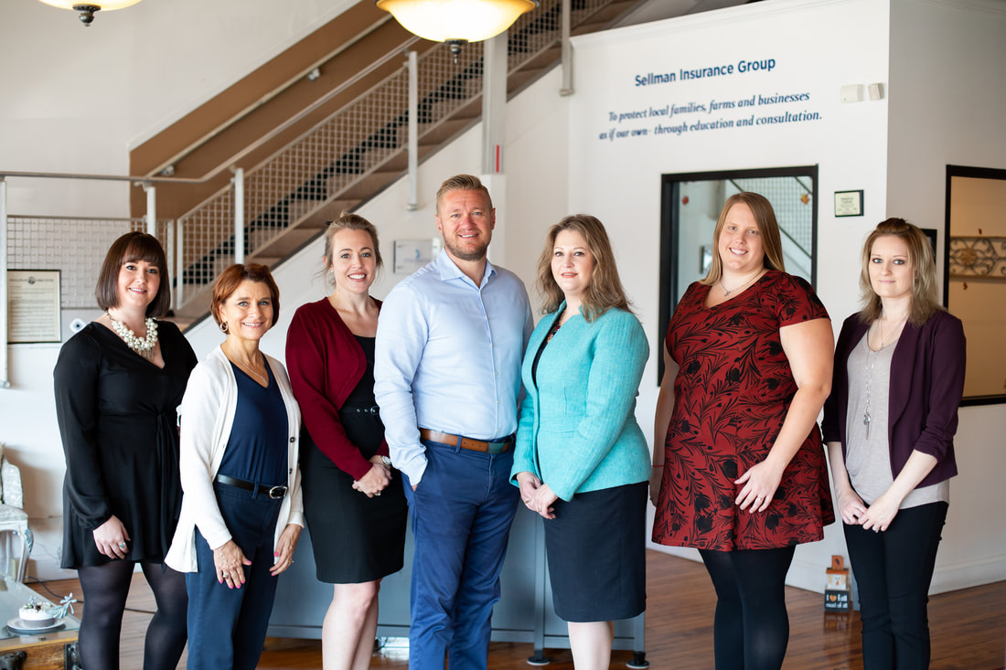 Staff at Sellman Insurance Group